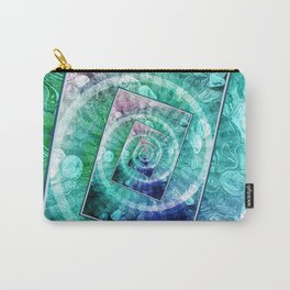 Spinning Nickels Into Infinity Carry-All Pouch