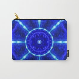 Cosmic Pool Mandala Carry-All Pouch