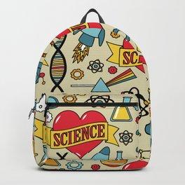 Scientific Tattoos Backpack
