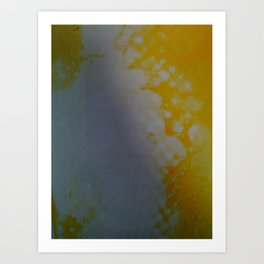 untitled #0014 (spots) Art Print