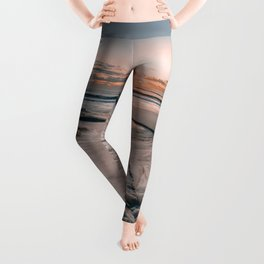 PASTEL SUNSET Leggings