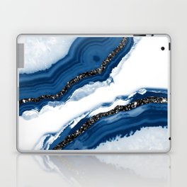 Agate Glitter Glam #14 #gem #decor #art #society6 Laptop & iPad Skin