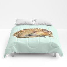 Sleeping Fawn Comforters