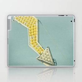 Golden Arrow Laptop & iPad Skin