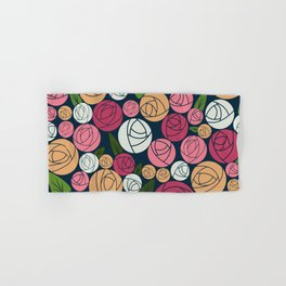 Roses in Spring Hand & Bath Towel