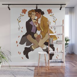 The Gentleman's Guide to Vice and Virtue by Mackenzi Lee Wall Mural