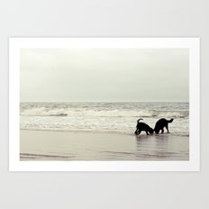 Our Favourite Place Art Print