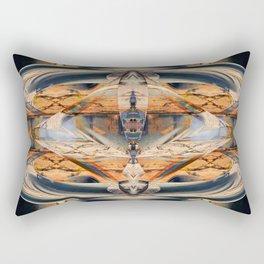 Central Span Rectangular Pillow