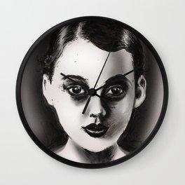 Marguerite Duras Wall Clock