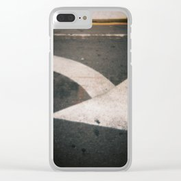 Here Clear iPhone Case