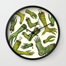 Disiecta Membra No. 2 Wall Clock