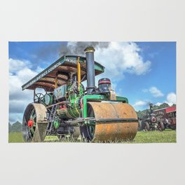 Marshall Steam Roller Rug