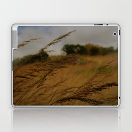 Amber Waves Laptop & iPad Skin