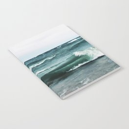 Turquoise Sea #2 Notebook
