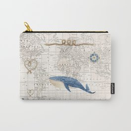 World of Whales Carry-All Pouch