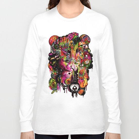 Amygdala Malfunction Long Sleeve T-shirt