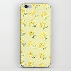 Blooming iPhone & iPod Skin