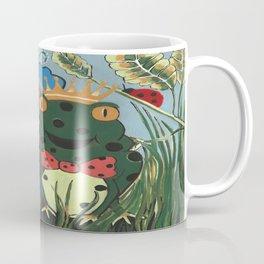 Frog Prince And His Kingdom Coffee Mug