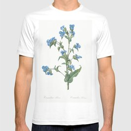 Commelina tuberosa  from Les liliacees (1805) by Pierre-Joseph Redoute T-shirt
