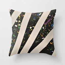 Alexandra's 5th Symphony Throw Pillow