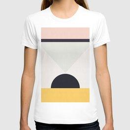 Modern and geometric art XIV T-shirt