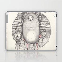 At The Sea Side Laptop & iPad Skin