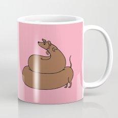 Poopy wiener Mug