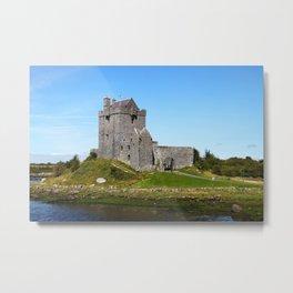 Photo print poster of Dungaire castle Ireland Metal Print