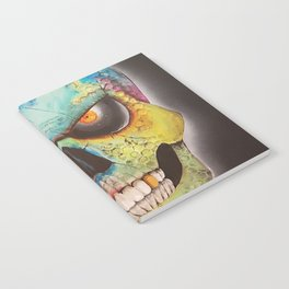 Mr. skull himself Notebook