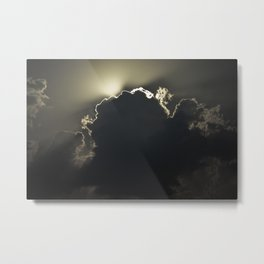 Armageddon III - Purification Metal Print