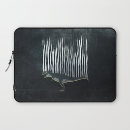 zebrex - the tyrex who wanted to become a zebra  Laptop Sleeve