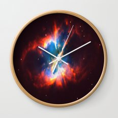 Space Confusion Wall Clock
