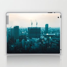Osaka morning Laptop & iPad Skin