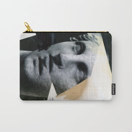 Untitled (Painted Composition 8) Carry-All Pouch