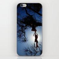 bikini iPhone & iPod Skins featuring bikini by habish