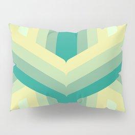 RETRO // Jaded Pillow Sham
