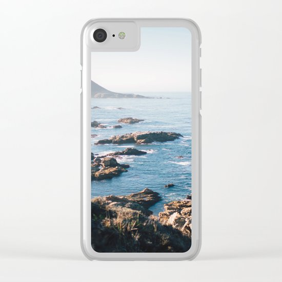Monterey Bay Clear iPhone Case