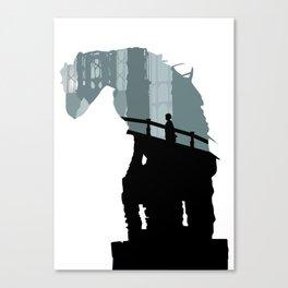 The Last Guardian Canvas Print