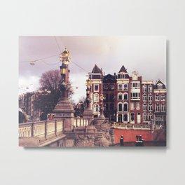 Waterlooplein Metal Print