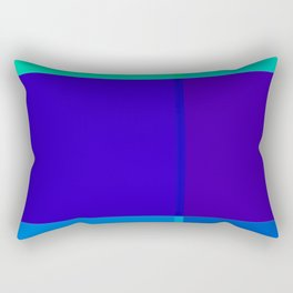 Re-Created  Supreme Court v by Robert S. Lee Rectangular Pillow