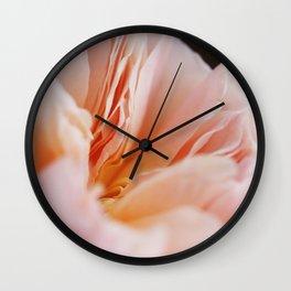 English Rose #1 Wall Clock