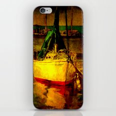Sails at Rest iPhone Skin