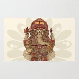 Ganesha: Lord of Success Rug