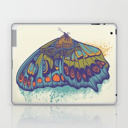 Butterfly Life Cycle Laptop & iPad Skin