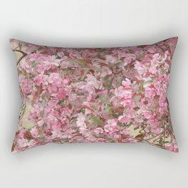 CHERRY BLOSSOM ABUNDANCE Rectangular Pillow