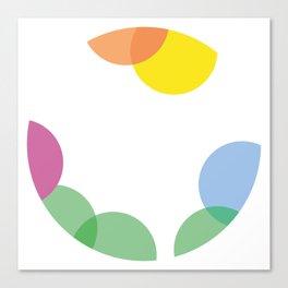 The Summer Bubble Canvas Print
