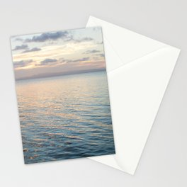 Evening on the Island Stationery Cards