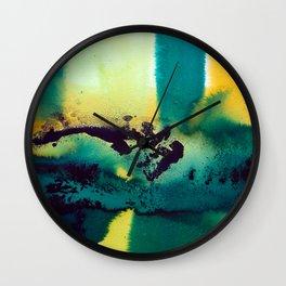 Internal Landscape 10037 Wall Clock
