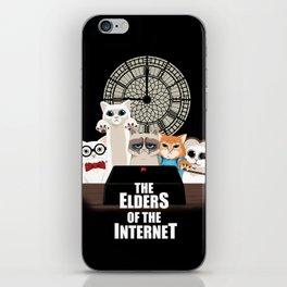 Elders of the Internet iPhone Skin