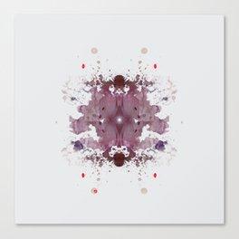 Inknograph XXI Canvas Print
